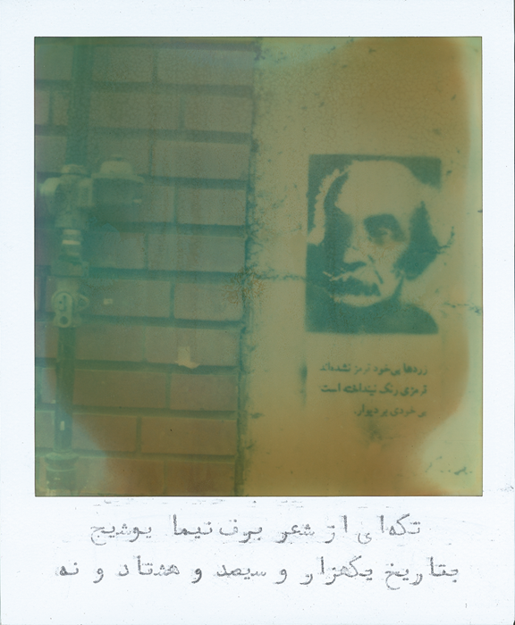 Ramblings of a Flaneur - Polaroid