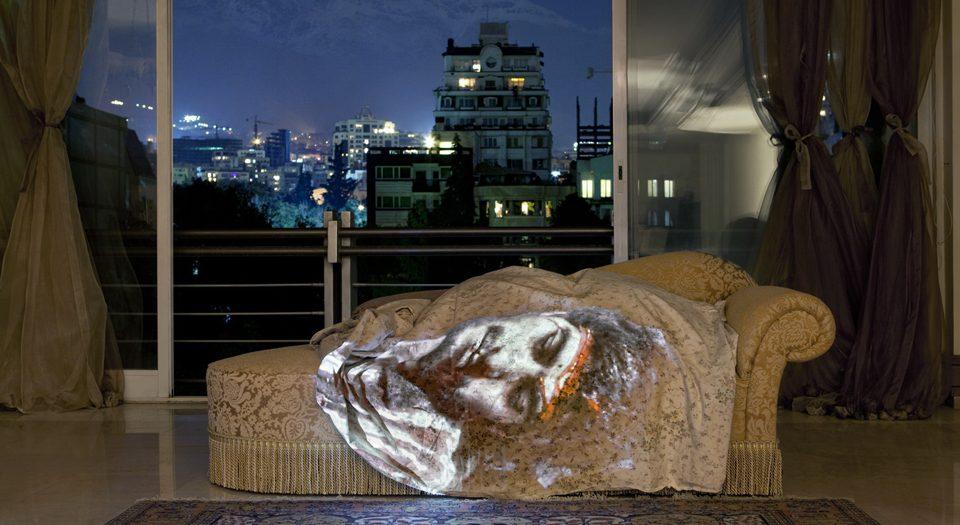 Iran, année 38 feautured in ArtAsiaPacific