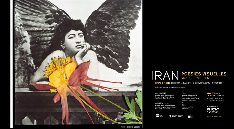 IRAN: VISUAL POETRIES